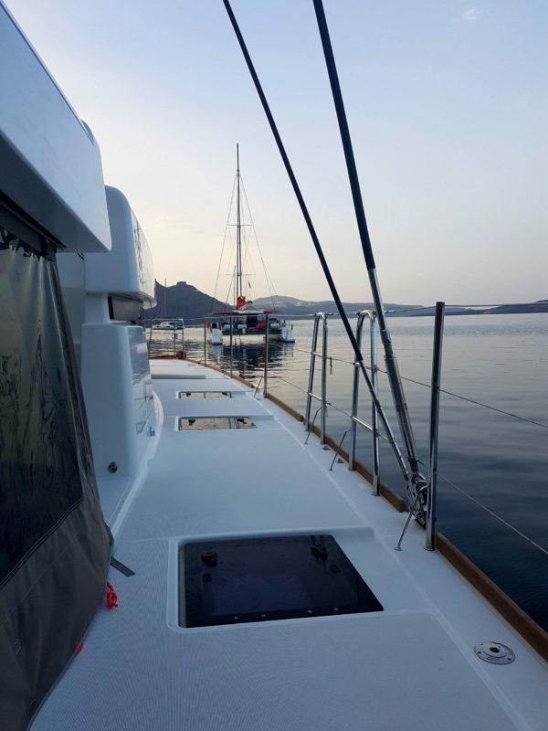 skippage convoyage catamaran