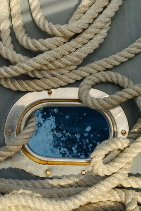 equipment security armament catamaran yacht