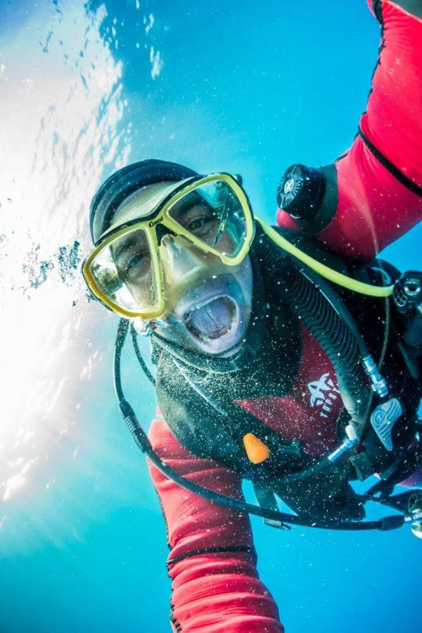 Open Water PADI Diving Training