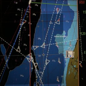 Radar training and night navigation - Learning to sail