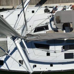 Préparation bateau catamaran Fountaine-Pajot Lucia 40