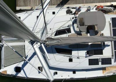 Préparation Catamaran Fountaine-Pajot Lucia 40
