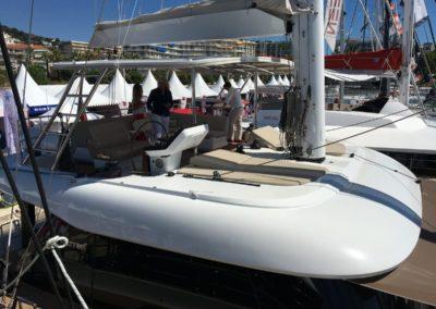 Sunreef 50 catamaran fly