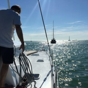 apprendre à naviguer catamaran