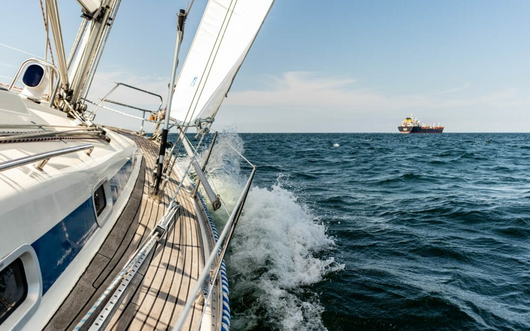 Navigation on the Atlantic coast: activities allowed for boating, yachting, cruising