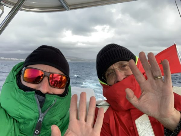 sailing as a couple and pair - training learn to navigate