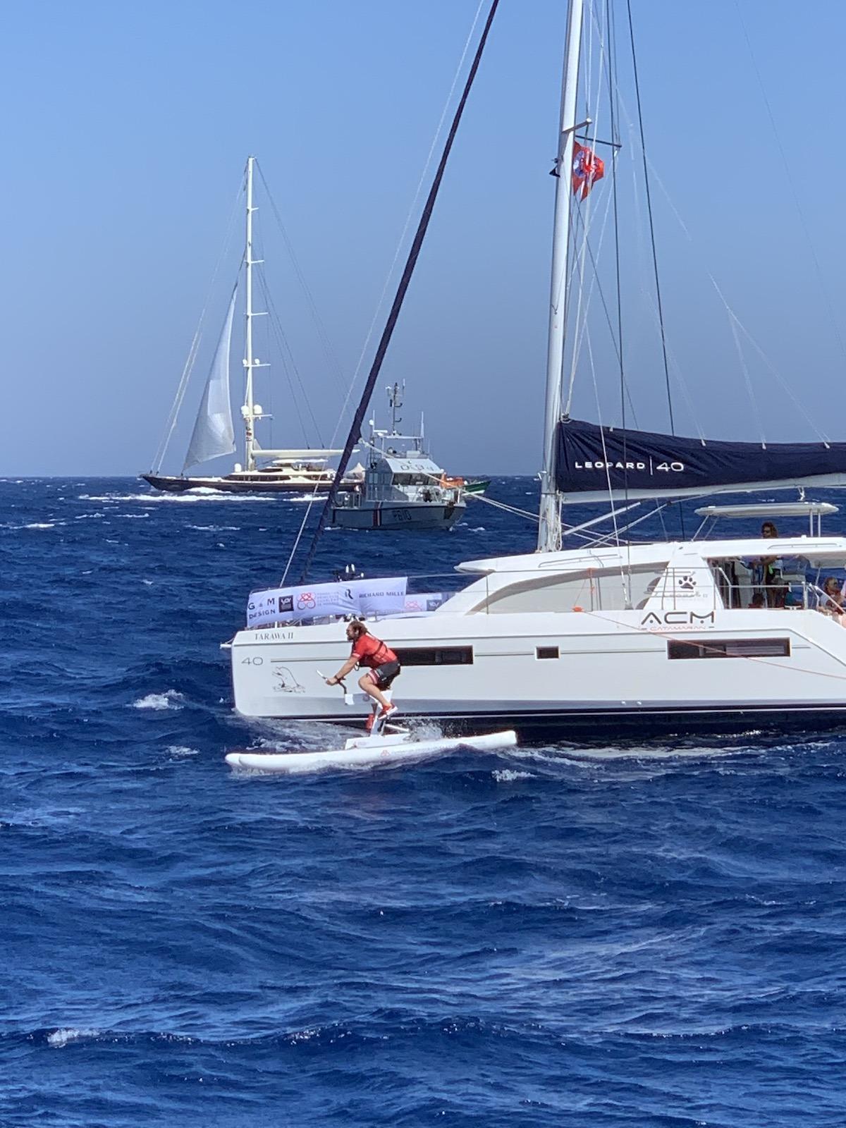 Ecole de croisière FFV Catamaran