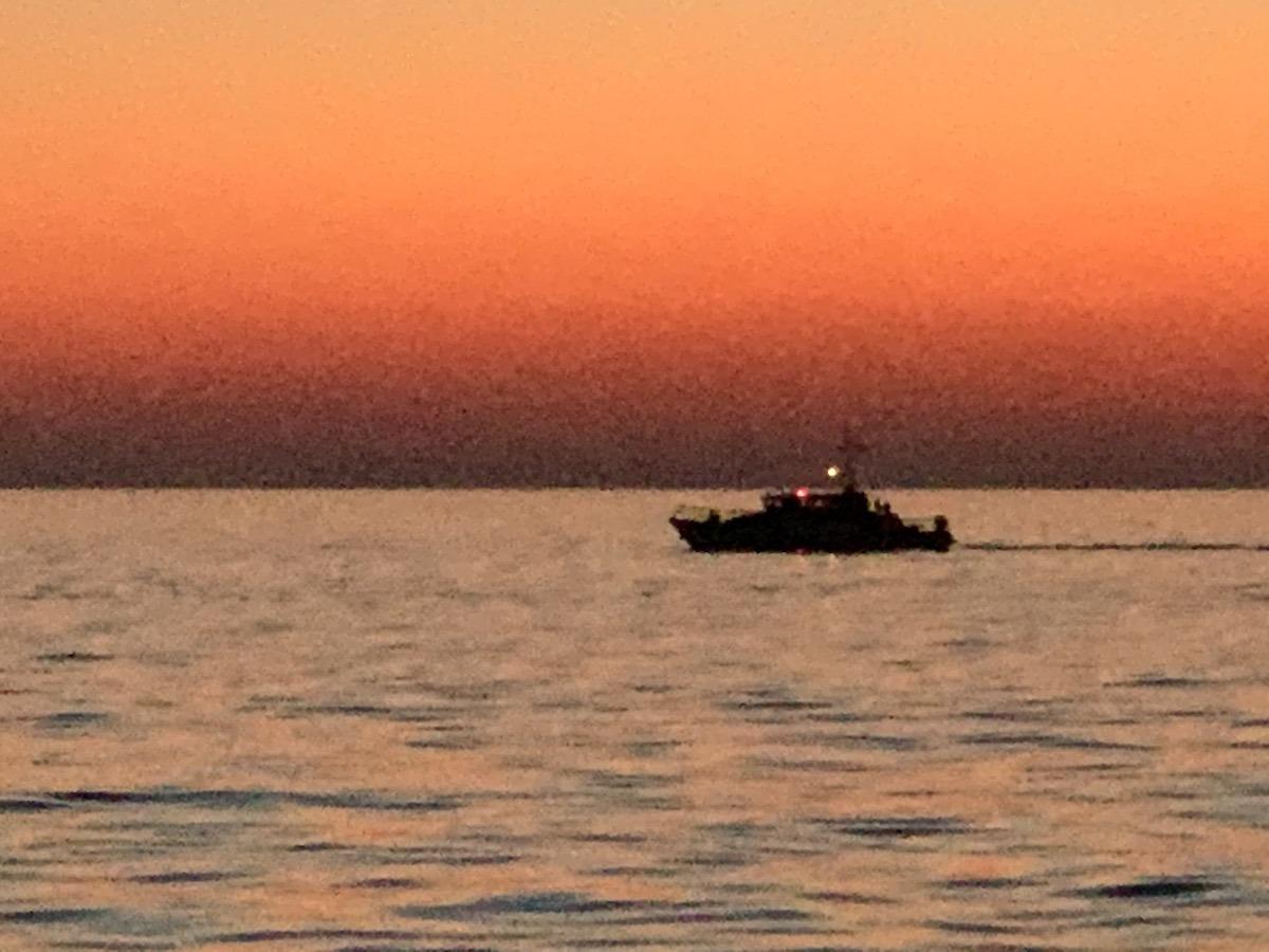 Formation navigation de nuit catamaran