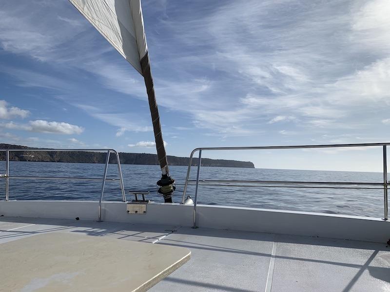 Skipper Sunreef