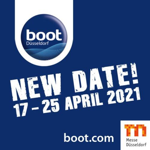 Boot: the Düsseldorf Boat Show postponed to April 2021