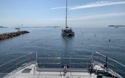 Apprendre la voile – Ecole de croisière catamaran en Méditerranée