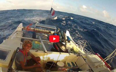 Retour aux origines du catamaran moderne avec J. WHARRAM